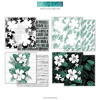"Concord & 9th 6x6"" Aloha Fill-In Patterned Paper"