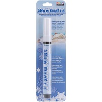 Uchida Snow Marker 3mm White