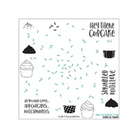 Concord & 9th Clear Stamp Set Sprinkles Turnabout