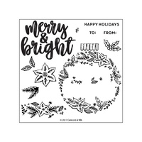 Concord & 9th Clear Stamp Set Ornamental
