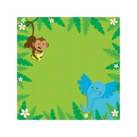 Easy Peasy Page Jungle Animals