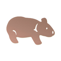 ULTIMATE CRAFTS AUSTRALIANA GOOLUNG WOMBAT DIE