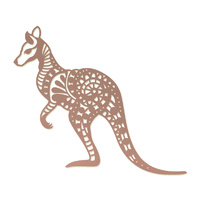 ULTIMATE CRAFTS AUSTRALIANA DREAMTIME KANGAROO DIE