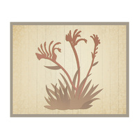 AUSTRALIANA 2 DIE COLLECTION KANGAROO PAW 92.9X110.8MM