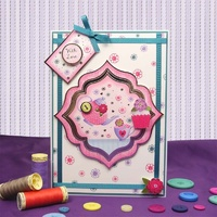 HUNKYDORY FABERDASHERY TOPPER SET TEA FOR TWO