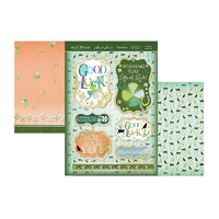 HUNKYDORY SPECIAL MOMENTS LUXURY TOPPER SET SENDING GOOD LUCK