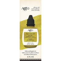 Art-C Glitter Ink Gold 20ml