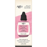 Art-C Glitter Ink Pink 20ml