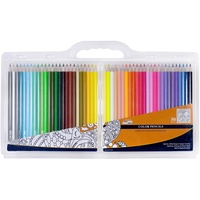 Pro-Art Colour Pencil Set 50pc