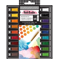 Vicki Boutin Mixed Media Watercolour Set 18pc