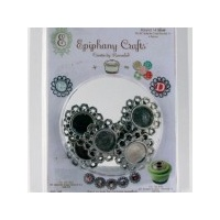 Epiphany Crafts Shape Studio Metal Setting Round 14