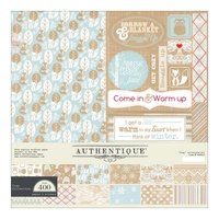 AUTHENTIQUE COZY COLLECTION KIT