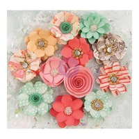 Prima Flowers Sweet Peppermint Holiday Kisses 12pc