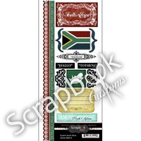 SOUTH AFRICA EXPLORE STICKER