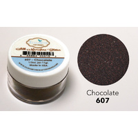 Elizabeth Craft Designs Silk Microfine Glitter 11g Chocolate