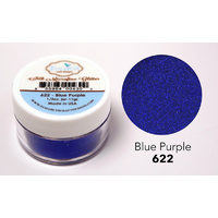 Elizabeth Craft Designs Silk Microfine Glitter 11g Blue Purple