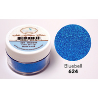 Elizabeth Craft Designs Silk Microfine Glitter 11g Bluebell