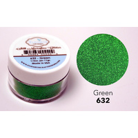Elizabeth Craft Designs Silk Microfine Glitter 11g Green