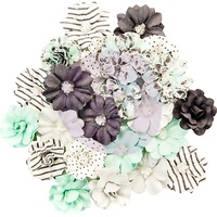 Prima Flirty Fleur Paper Flowers Little Moments