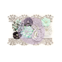 Prima Flirty Fleur Paper Flowers Simple Things