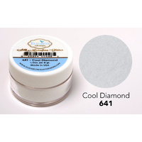 Elizabeth Craft Designs Silk Microfine Glitter 11g Cool Diamond