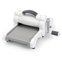 SIZZIX BIG SHOT MACHINE WHITE & GREY
