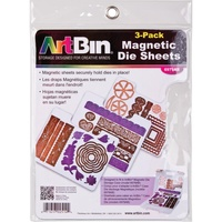 ArtBin Magnetic Sheets 3pk