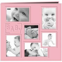 PINK BABY COLLAGE POST & SCREW ALBUM