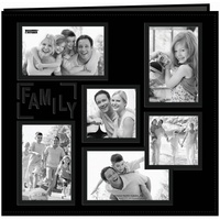 BLACK FAMILY COLLAGE ALBUM