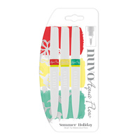Nuvo Aqua Flow Pens Summer Holiday 3pk