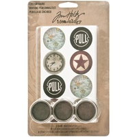 TIM HOLTZ CUSTOM KNOBS WITH STICKERS