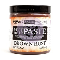 Prima Art Extravagance Rust Paste Brown 250ml by Finnabair