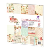 "Prima Collection Kit 12x12"" Sweet Peppermint"