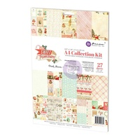 Prima Collection Kit A4 Sweet Peppermint