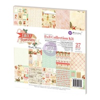 "Prima Collection Kit 8x8"" Sweet Peppermint"