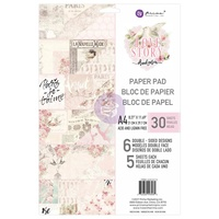 Prima Love Story A4 Paper Pad 30pg