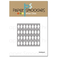 Paper Smooches Die Harlequin