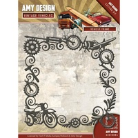Find It Trading Vintage Vehicles Die Vehicle Frame by Amy Design