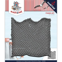 Find It Trading Die Maritime Fishing Net by Amy Design
