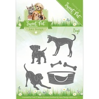 Find It Trading Sweet Pet Die Dogs by Amy Design