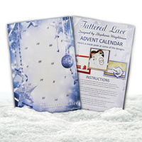 Tattered Lace Die Set Advent Calendar 2016