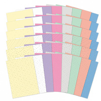 Hunkydory Adorable Scorable Paper Pack Shimmer Selection