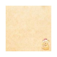 Print Blocks Paper Beary Christmas