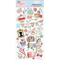 Carta Bella Practically Perfect Chipboard