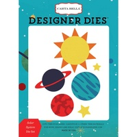 Carta Bella Die Space Academy Collection Solar System