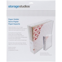 Cropper Hopper Storage Studios Paper Holder