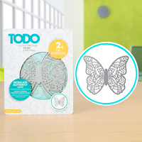 Todo Die Henna Butterfly Large