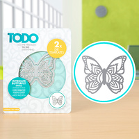 Todo Die Henna Butterfly Small