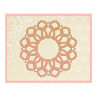 Couture Creations Die Ornamental Affair Collection Delilah Doily