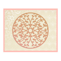 Couture Creations Die Ornamental Affair Collection Juniper Doily